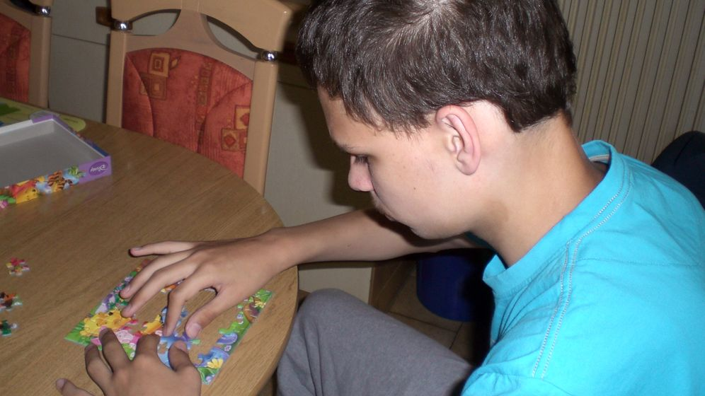 Schüler mit Autismus: Nico, 15, Wegläufer