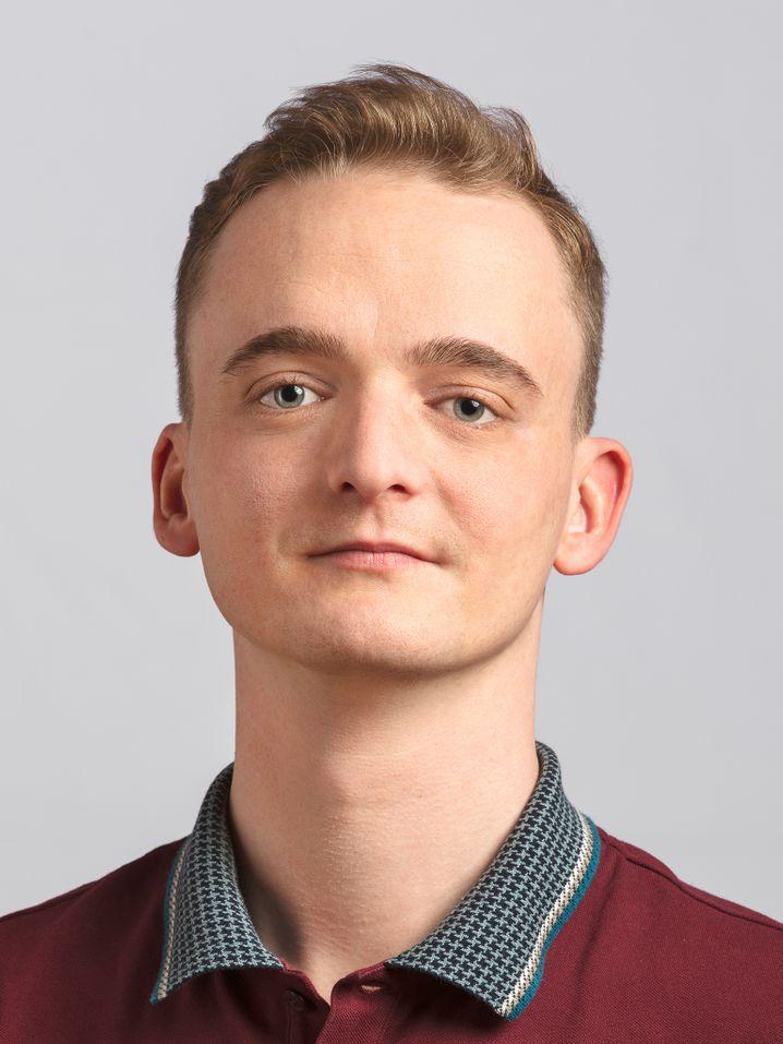 Der Linkenabgeordente Marco Böhme