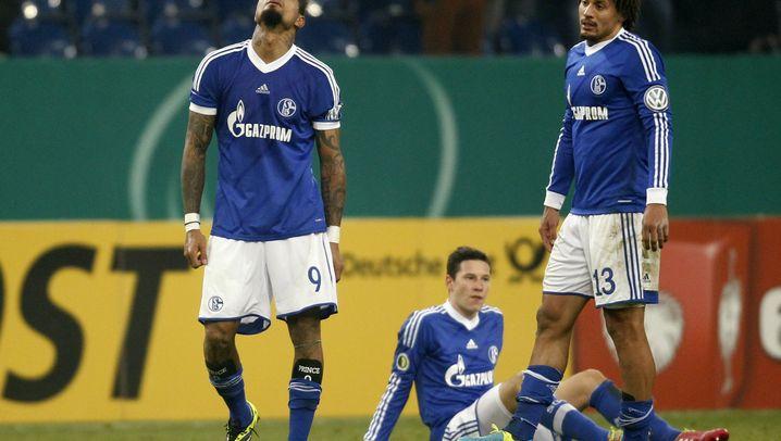 Schalke gegen Hoffenheim: Niederlage in 14 Minuten