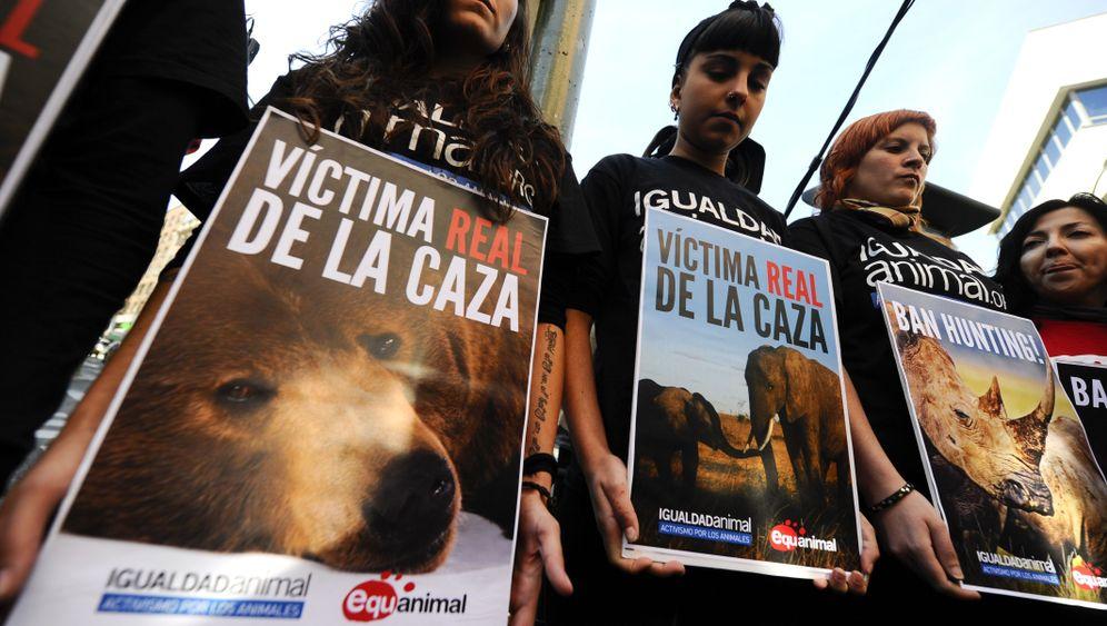 Juan Carlos: Jäger unter Beschuss