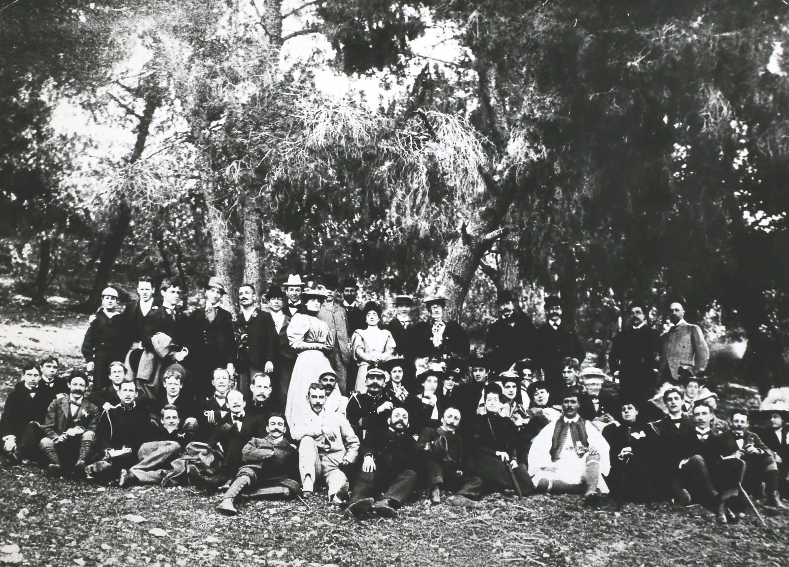 Athens Olympiad 1896