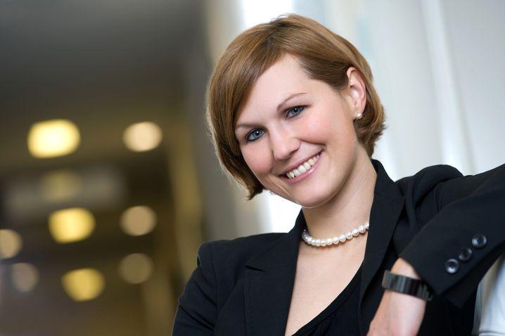 Dagmar Kerler schloss ihr Jura-Examen als beste ihres Jahrgangs ab