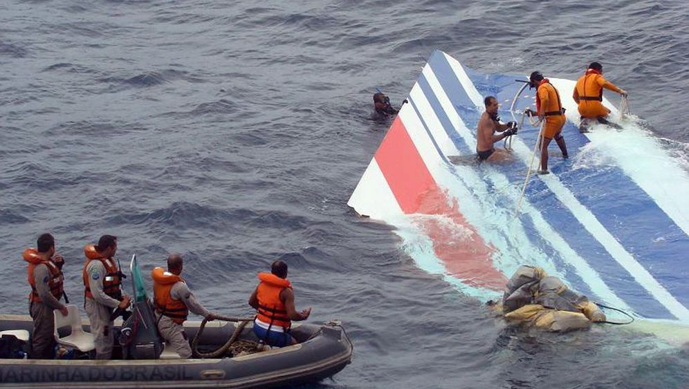 Air-France-Absturz: Was geschah auf Flug AF447?