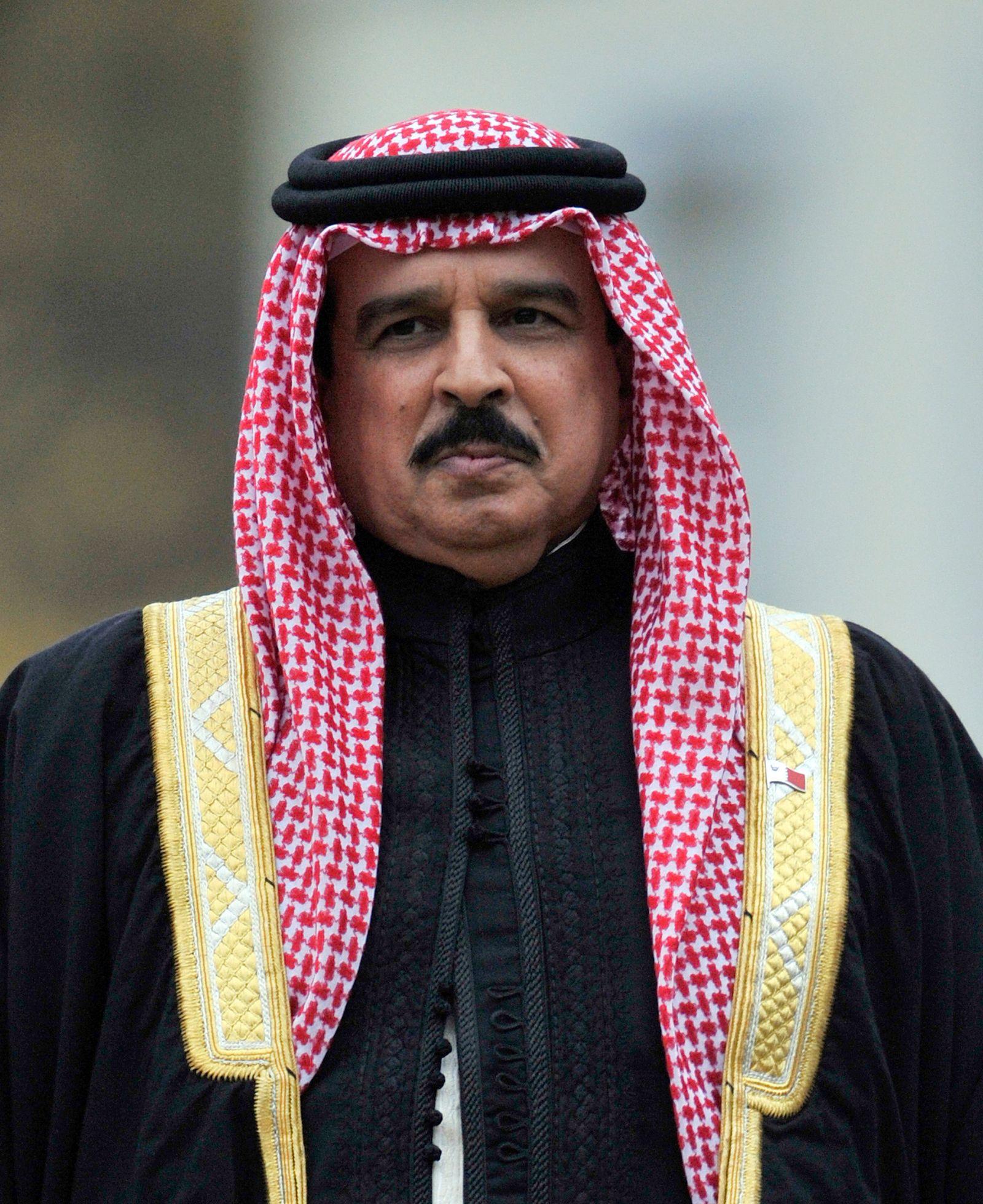 Bahrain/ König Hamad bin Issa al-Chalifa