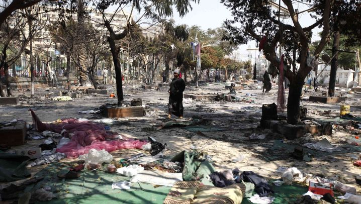 Photo Gallery: Egypt's Tragedy