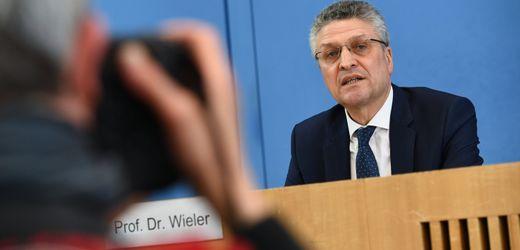 Coronavirus: Lothar Wieler vom Robert-Koch-Institut warnt vor dramatischen Zuständen