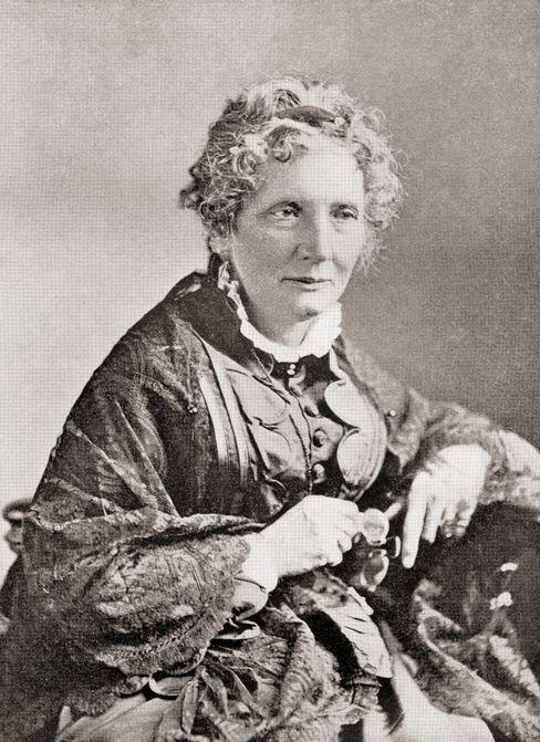 Autorin Beecher Stowe