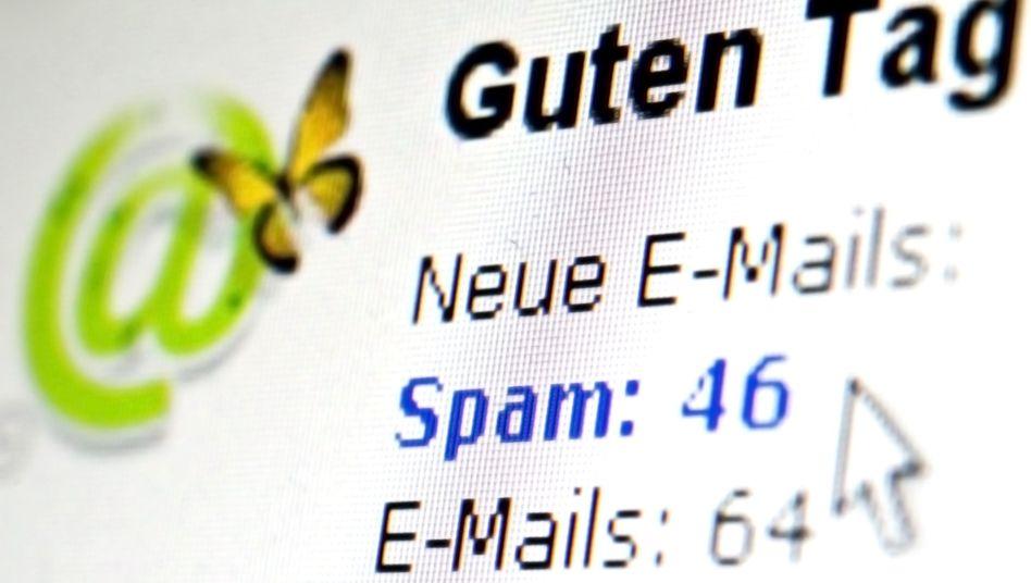 E-Mail-Postfach: Auch Nachrichten im Spam-Ordner können wichtig sein
