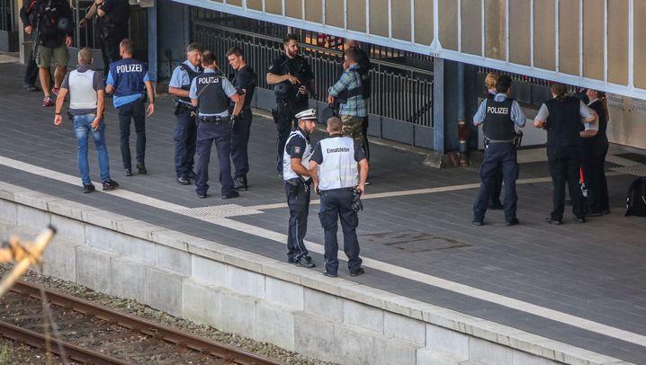 IC nach Flensburg: Attacke im Zug