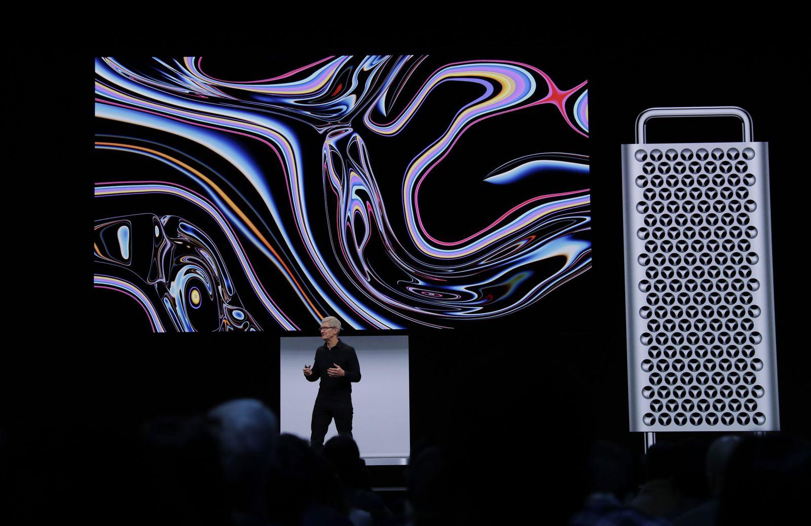Apple WWDC Mac Pro