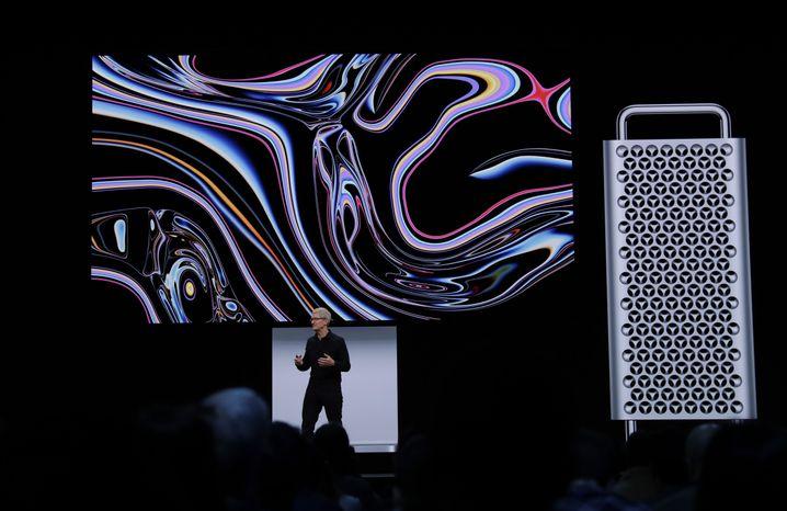 Zusammen ab rund 10.000 Dollar zu haben: Mac Pro mit dem Pro Display XDR
