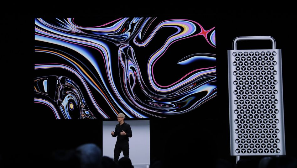 Protokoll der WWDC-Keynote: Apple stellt iOS 13 und einen 6000-Dollar-Mac vor