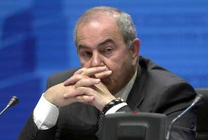 Ijad Allawi: Ab dem 30. Juni Ministerpräsident des Irak