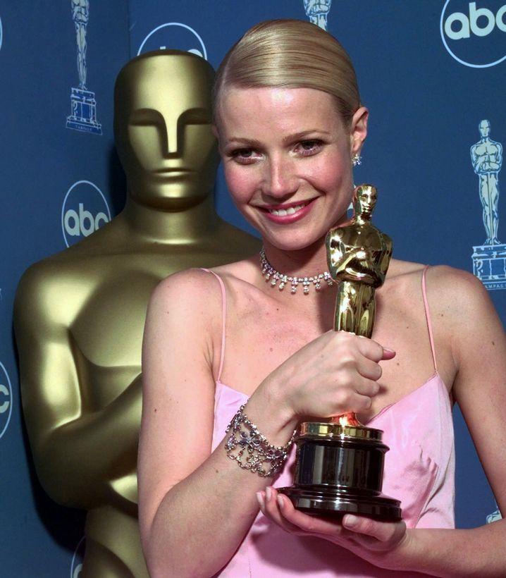 """Schauspielerin Paltrow 1999: """"Ich war noch ein Kind"""""""