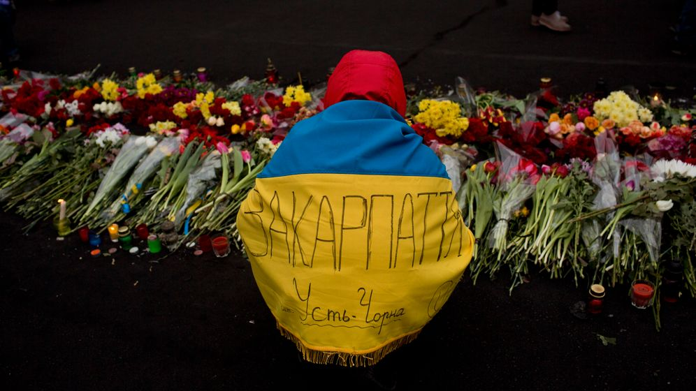 Photo Gallery: Charting a Future for Ukraine