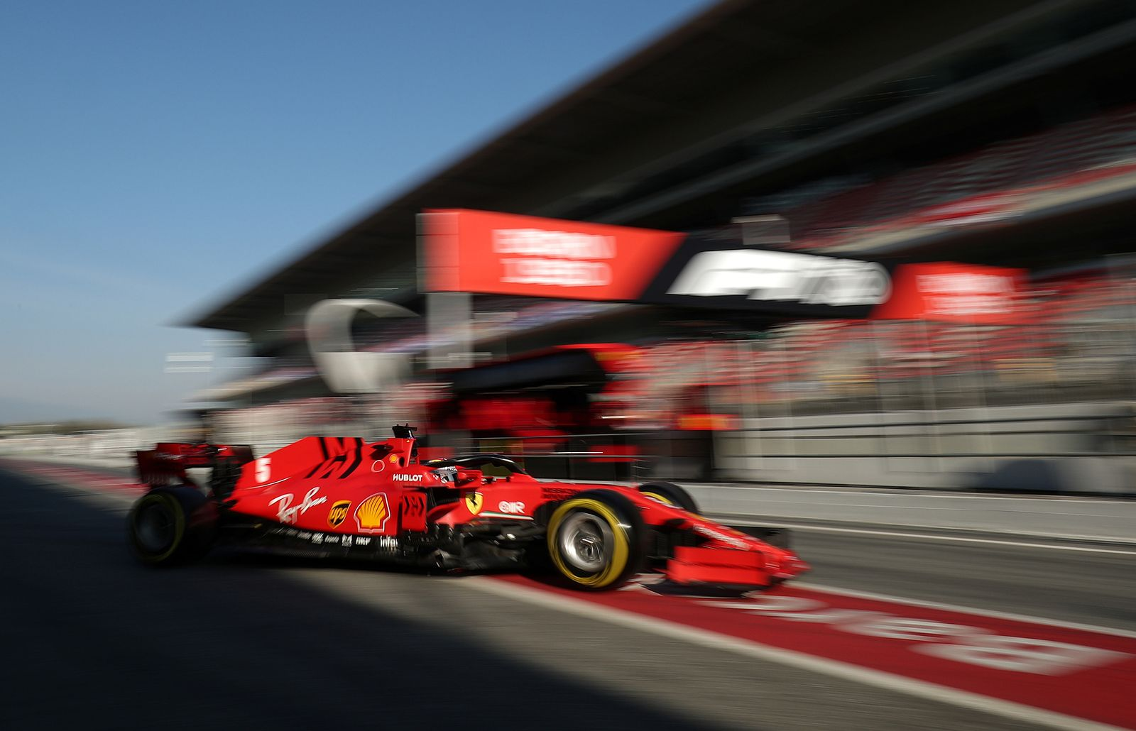 Formula One F1 - Pre Season Testing