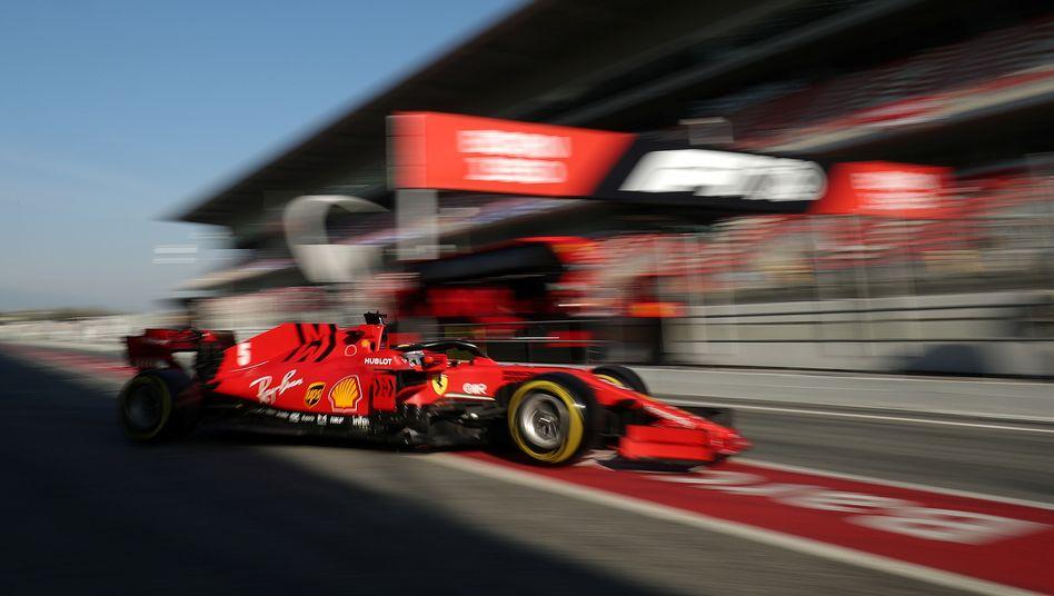 Ferrari kommt glimpflich davon - das will die Konkurrenz nicht hinnehmen