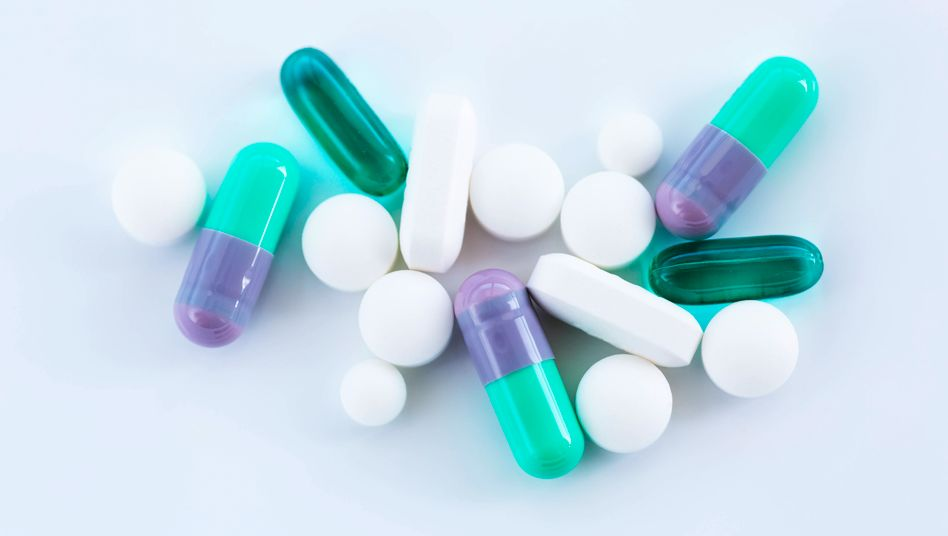 Tabletten: Antibiotika werden seltener verschrieben