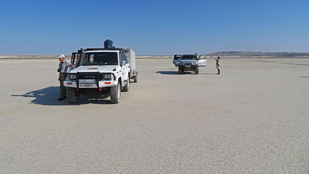 Kasachstans spektakuläre Bergwelt: Schokopraline und Märchenschloss