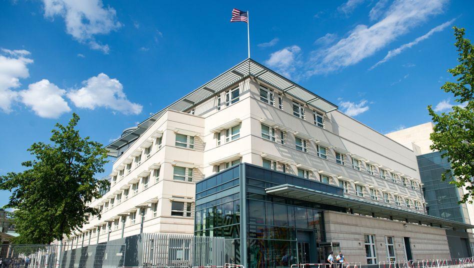 """US-Botschaft in Berlin: Vorerst keine """"unilateralen Operationen"""""""
