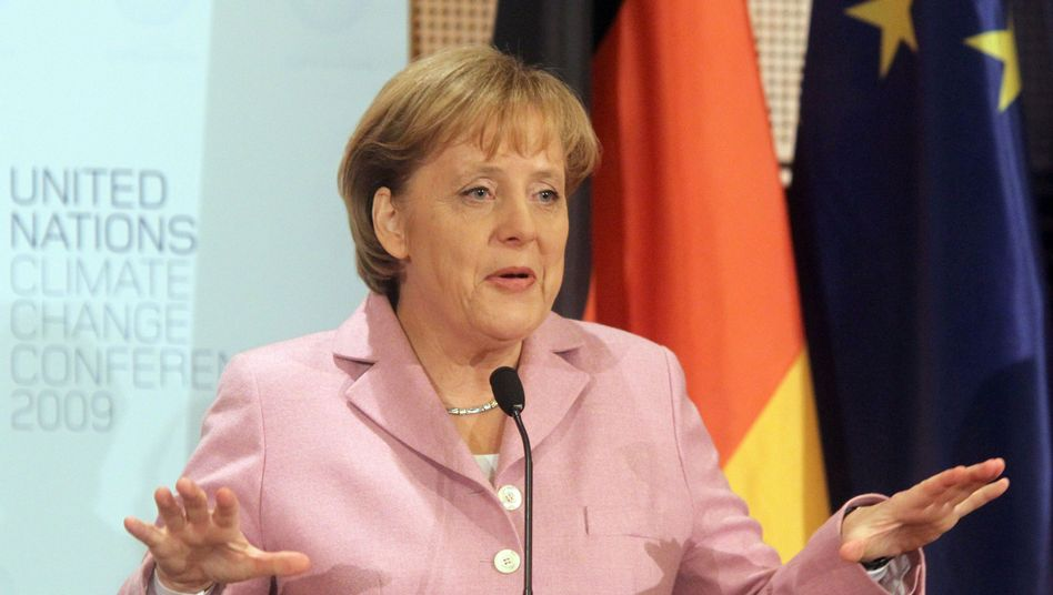 """Bundeskanzlerin Merkel nach der Klimakonferenz: """"Nicht mehr, aber auch nicht weniger"""""""