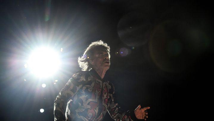 """Mick Jagger: """"Nichts Verrücktes"""""""