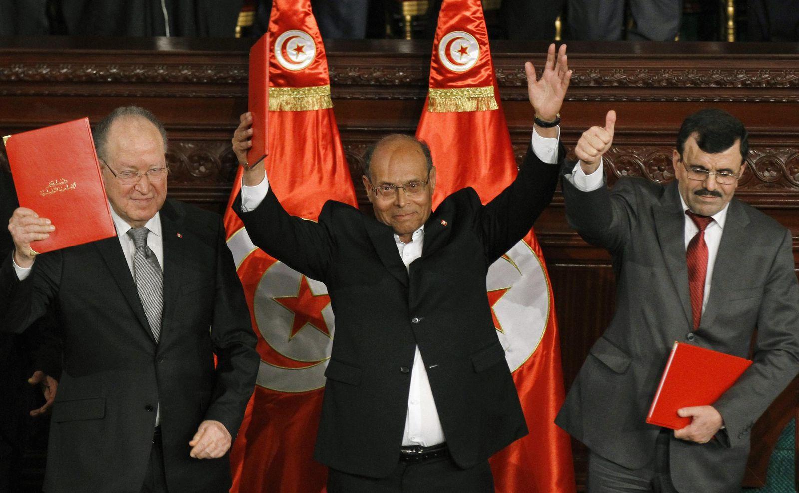 Tunesien/Verfassung
