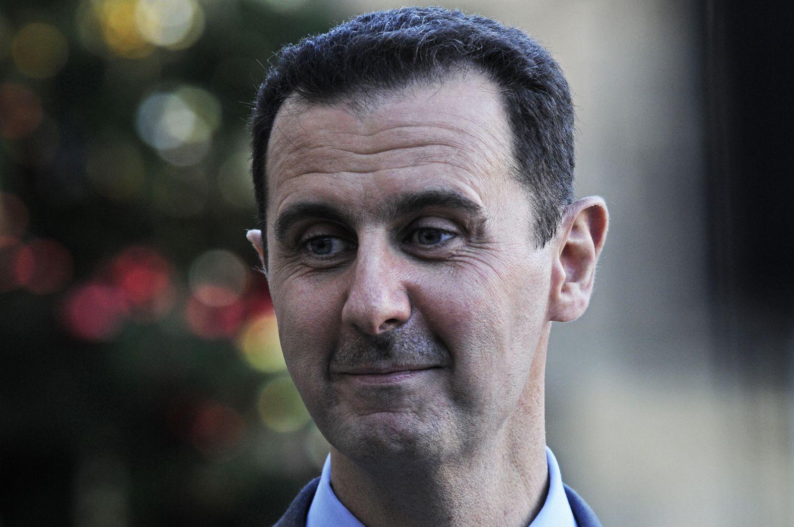 NICHT MEHR VERWENDEN! - Syrien / Bashar al-Assad