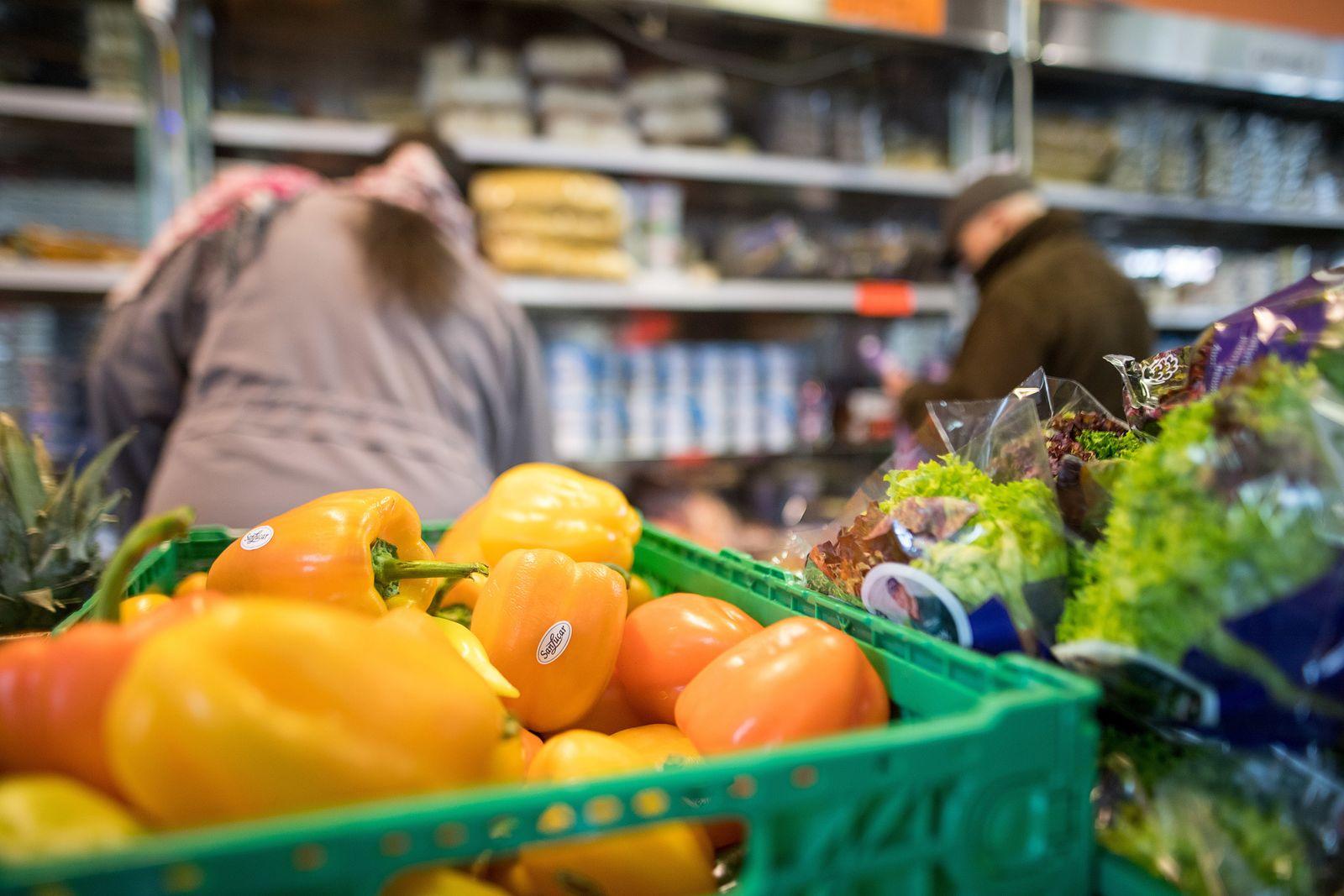 Inflation / Preise / Supermarkt