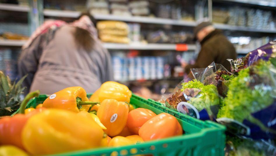 Lebensmittel sind im August in der Eurozone teurer geworden