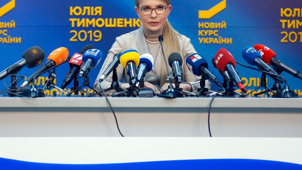 Photo Gallery: Yulia Tymoshenko Is Back