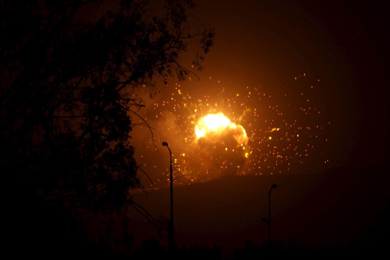 Luftangriff Jemen