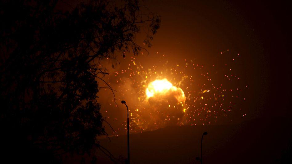 Luftangriffe in Sanaa: Auch Jemens Hauptstadt ist Ziel der Angriffe