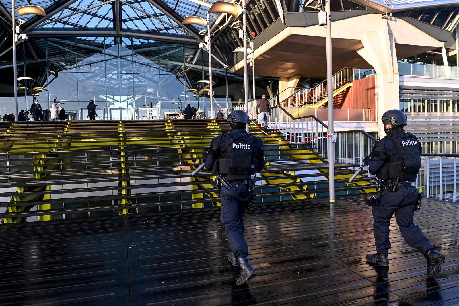BELGIUM-IRAN-FRANCE-CRIME-TRIAL
