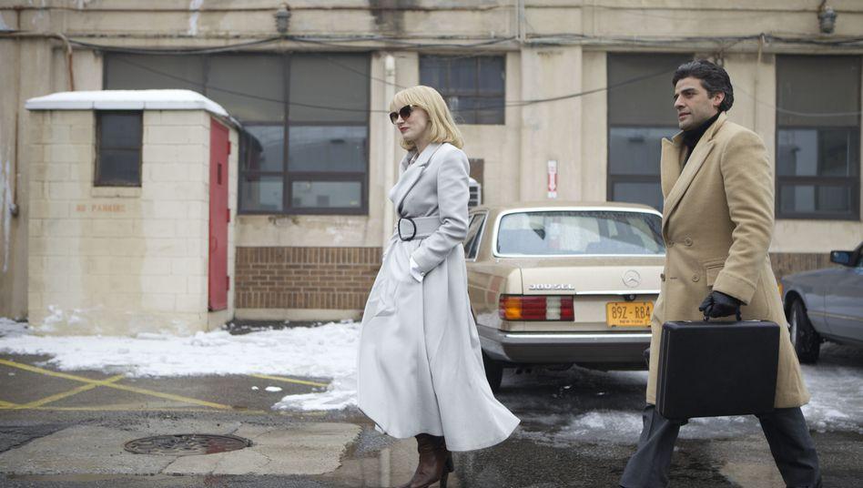 "Business-Thriller ""A Most Violent Year"": Bleib sauber, Godfather"