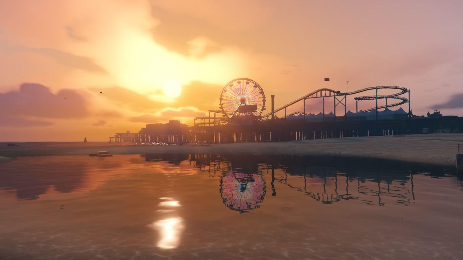 NUR ALS ZITAT Screenshot Spielewelten/ Rockstar Games/ GTA 5 - 3