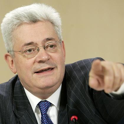 designierter Fraktionschef der europäischen Rechtsextremisten: Bruno Gollnisch