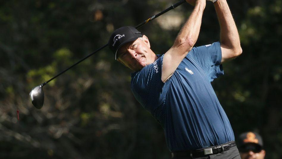 Golfstar Davis Love III: Team-Kapitän der USA beim Ryder Cup 2016