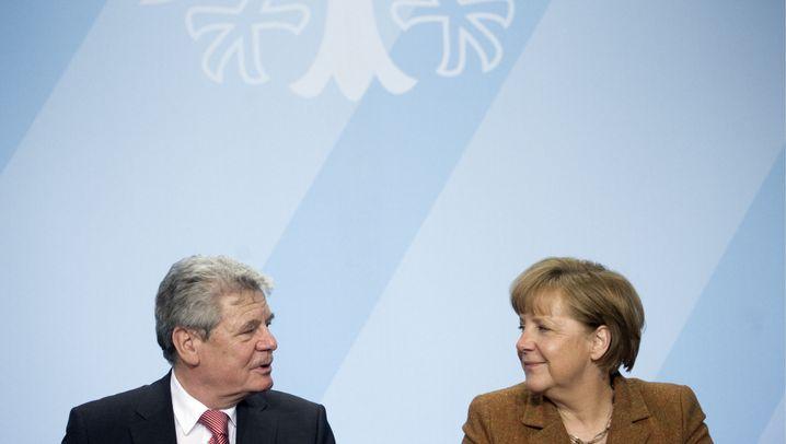 Joachim Gauck: Der Konsenskandidat