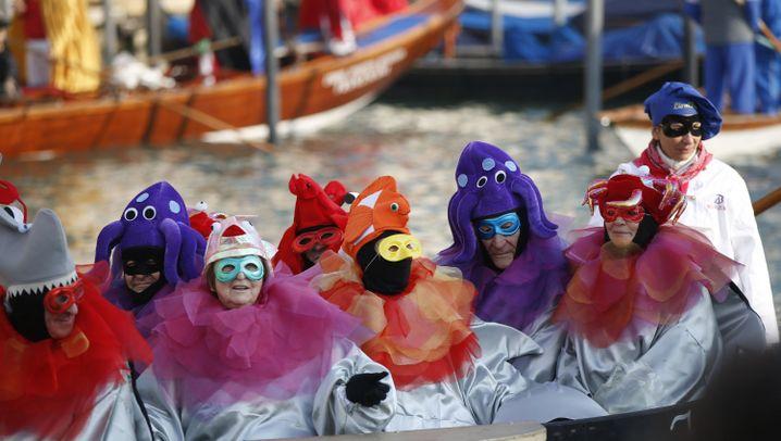 Karneval: Maskenland Europa