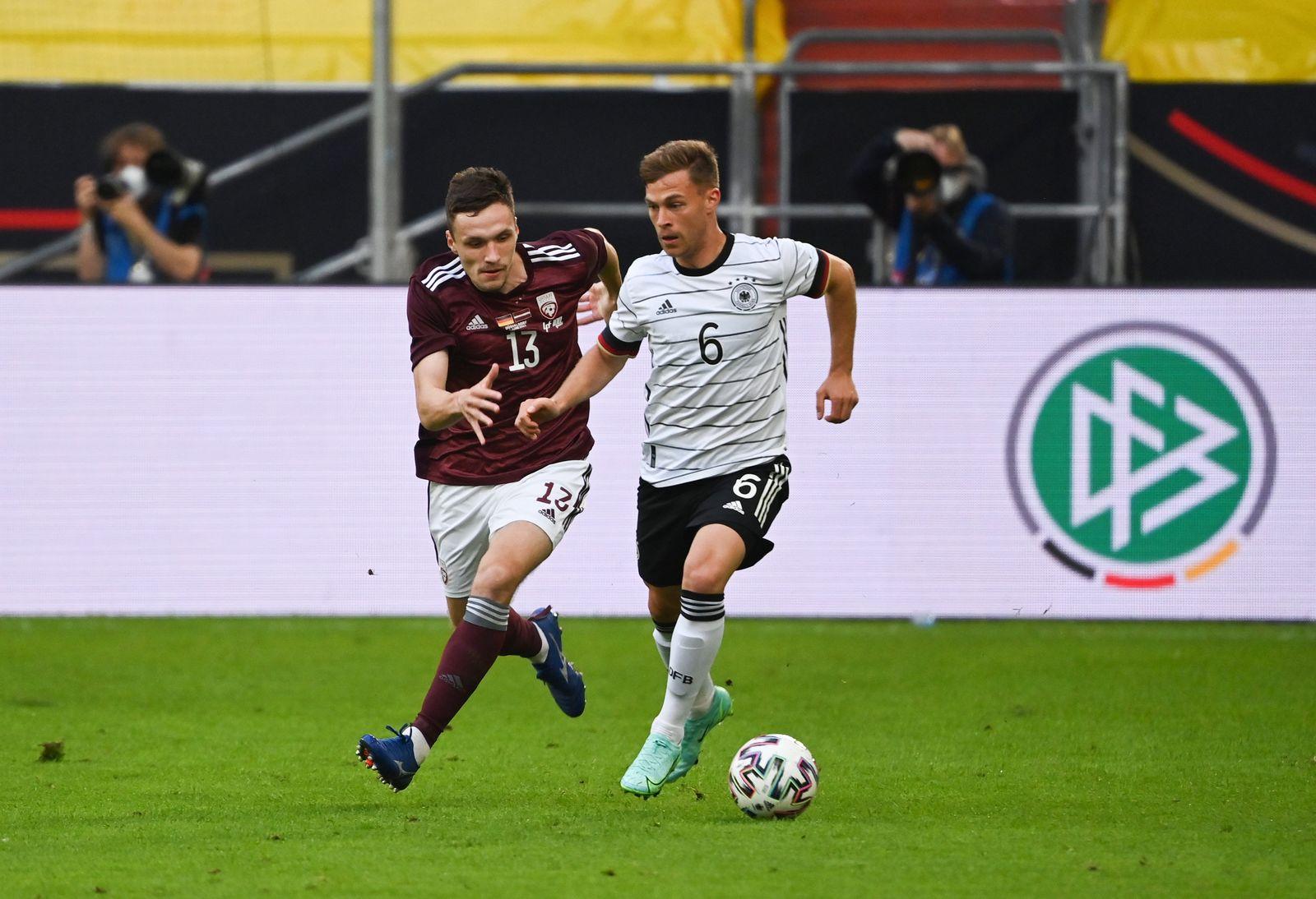 Deutschland - Lettland