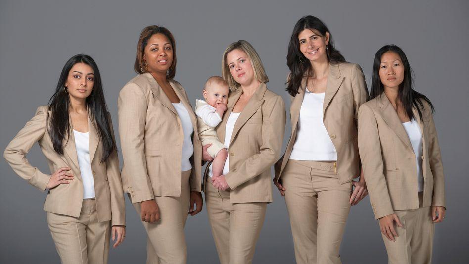Baby und Business: Am Ende zählt die Bilanz über das gesamte Erwerbsleben