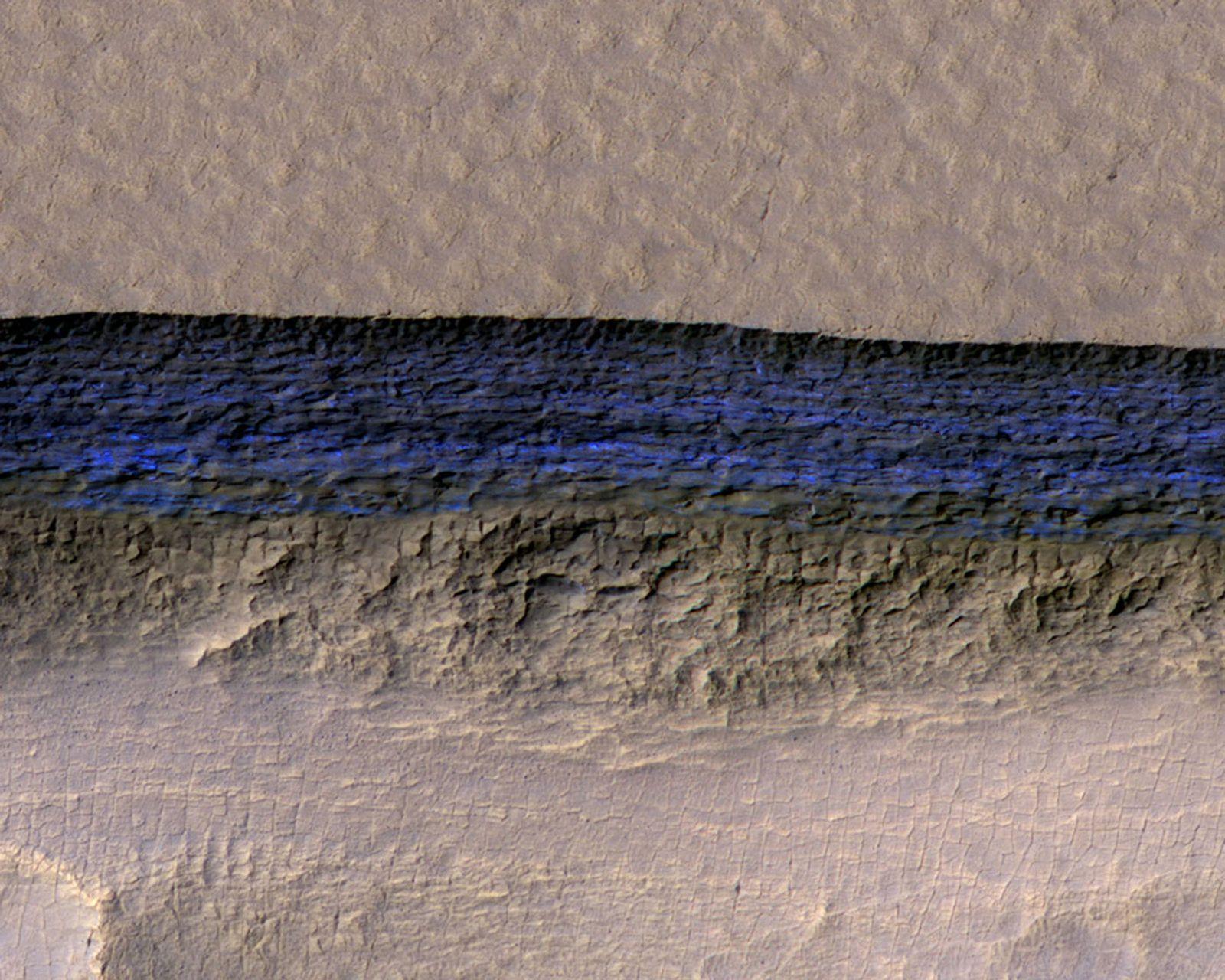 Eisadern/ Mars