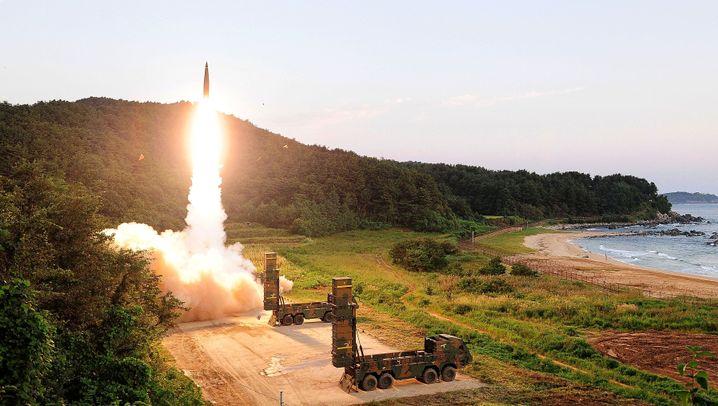 Konflikt mit Nordkorea: So bereitet sich der Süden vor