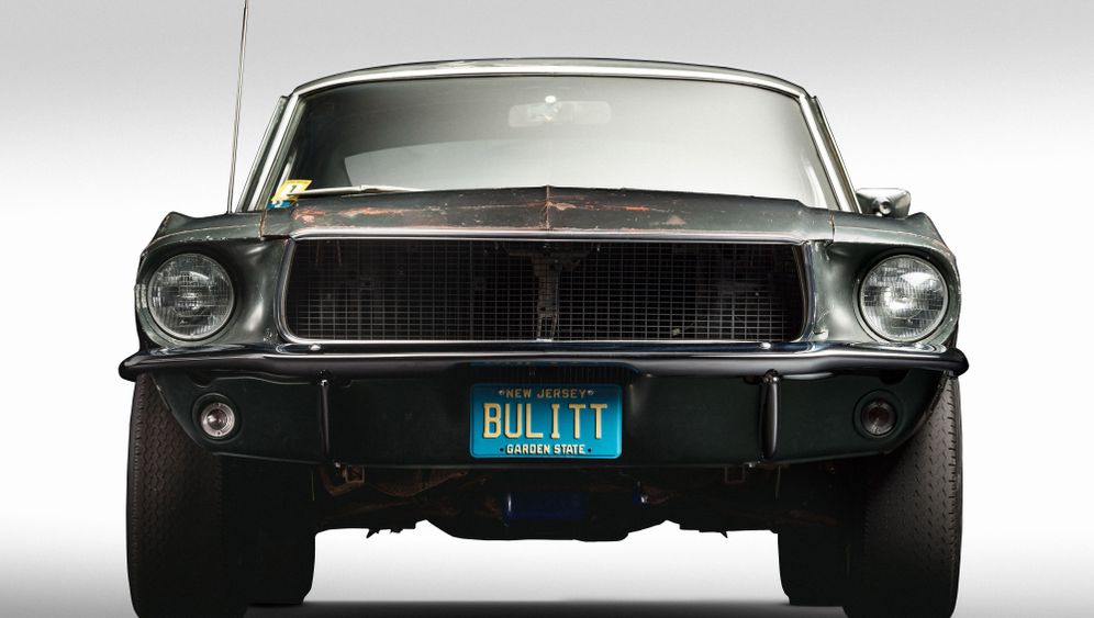 Bullitt Mustang: Das Original ist zurück