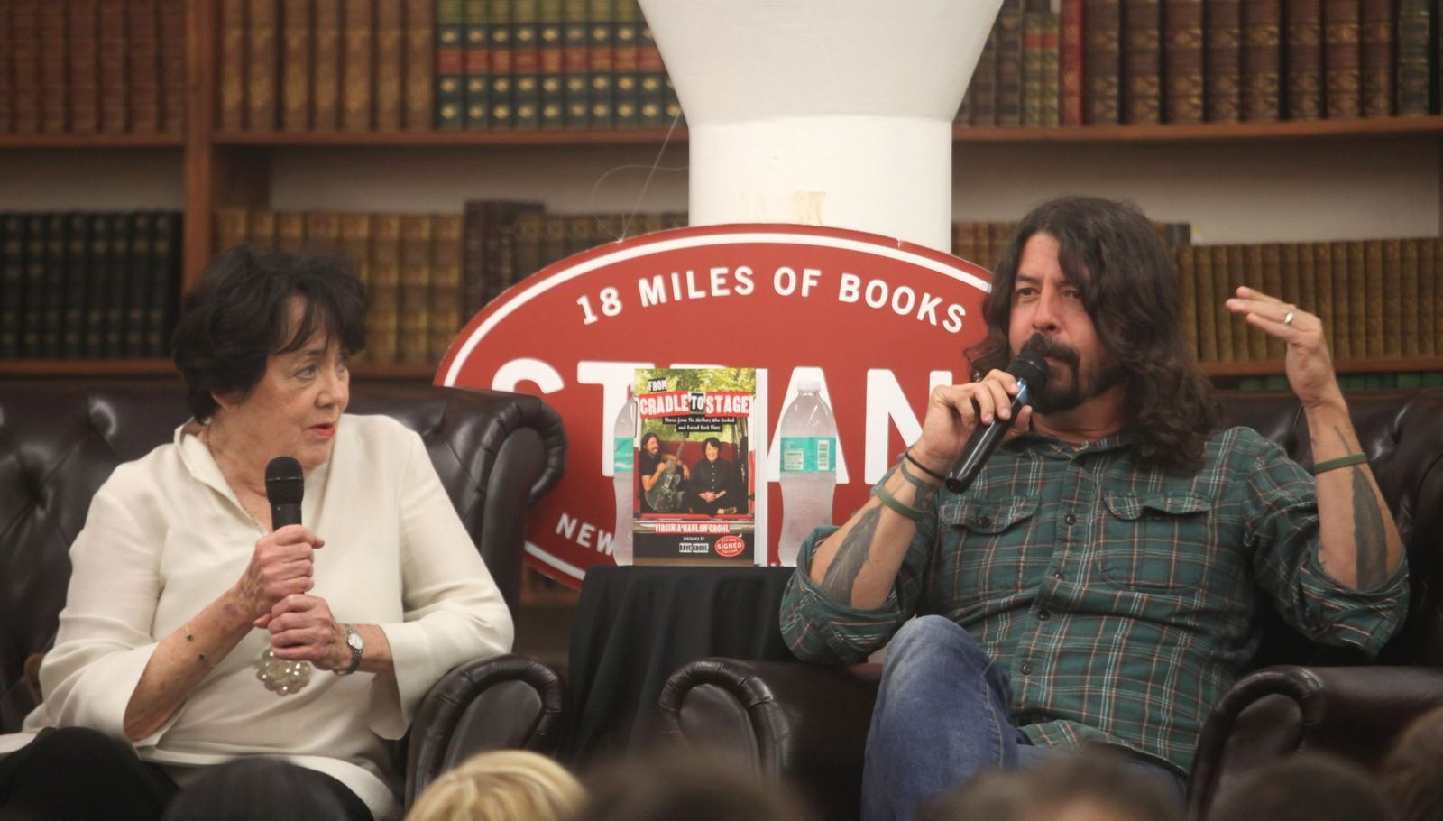 Virginia & Dave Grohl In Conversation