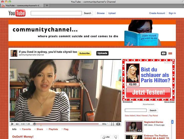 YouTube-Star Natalie Tran: Verdient mit Videos angeblich mehr als 100.000 Dollar pro Jahr