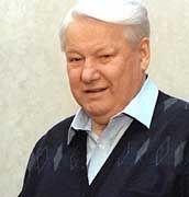 Russlands Expräsident Boris Jelzin