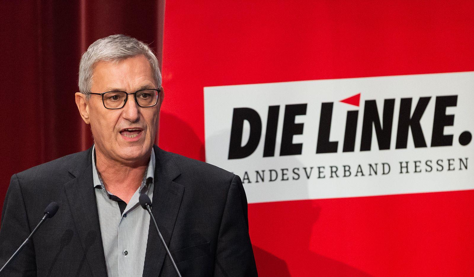 Landesparteitag der hessischen Linke