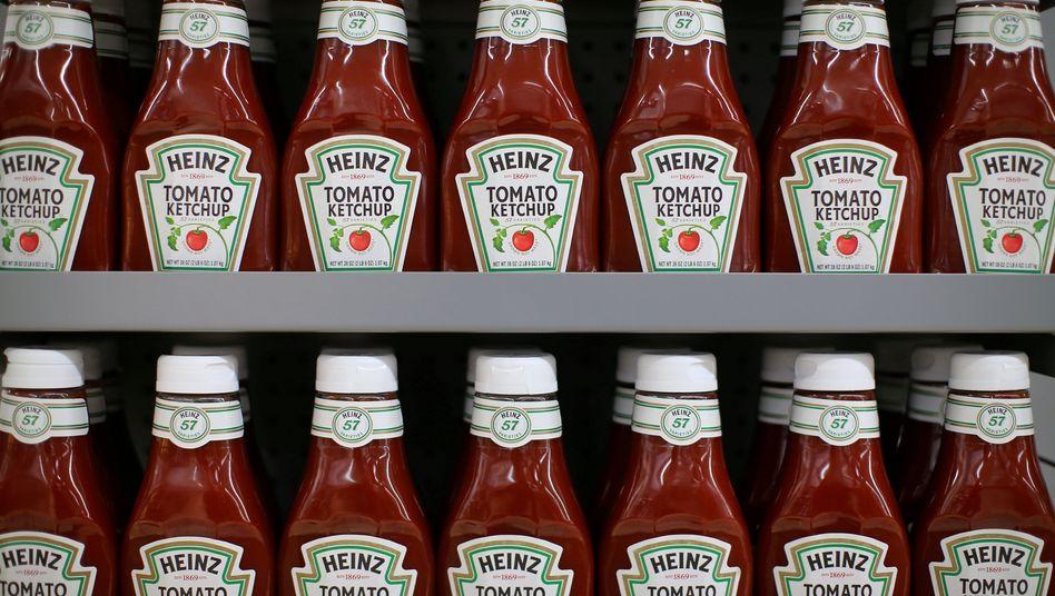 Heinz-Ketchup soll es nun auch wieder in Edeka-Regalen geben